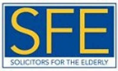 Logo for Solicitors for the Elderly