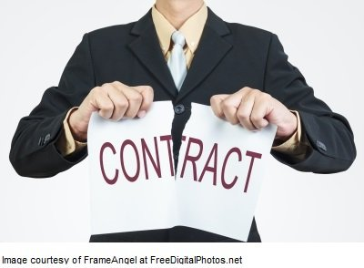 Breach of contract employment legal advice