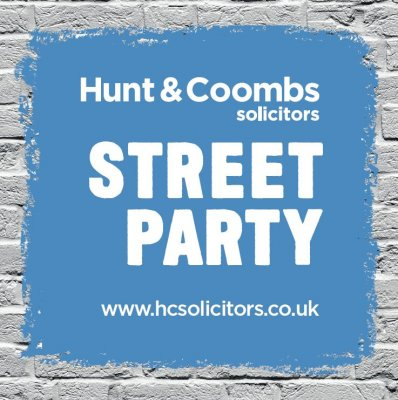 Hunt & Coombs Solicitors Street Party at the Peterborough Beer Festival 2018